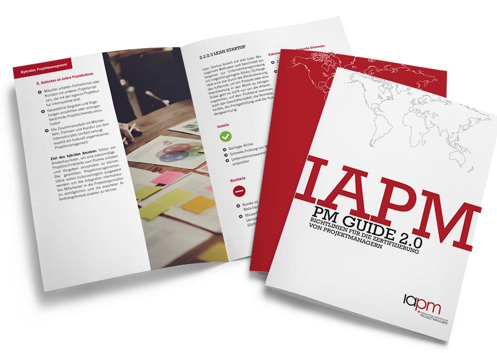 Erstellung von diversen Guides mit Projektmanagement-Inhalten zur Vorbereitung auf die jeweiligen Zertifizierungen