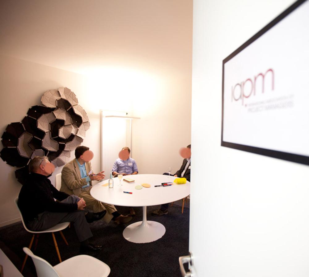 Organisation des 13. International Project Manager Meetings und Event-Dokumentation